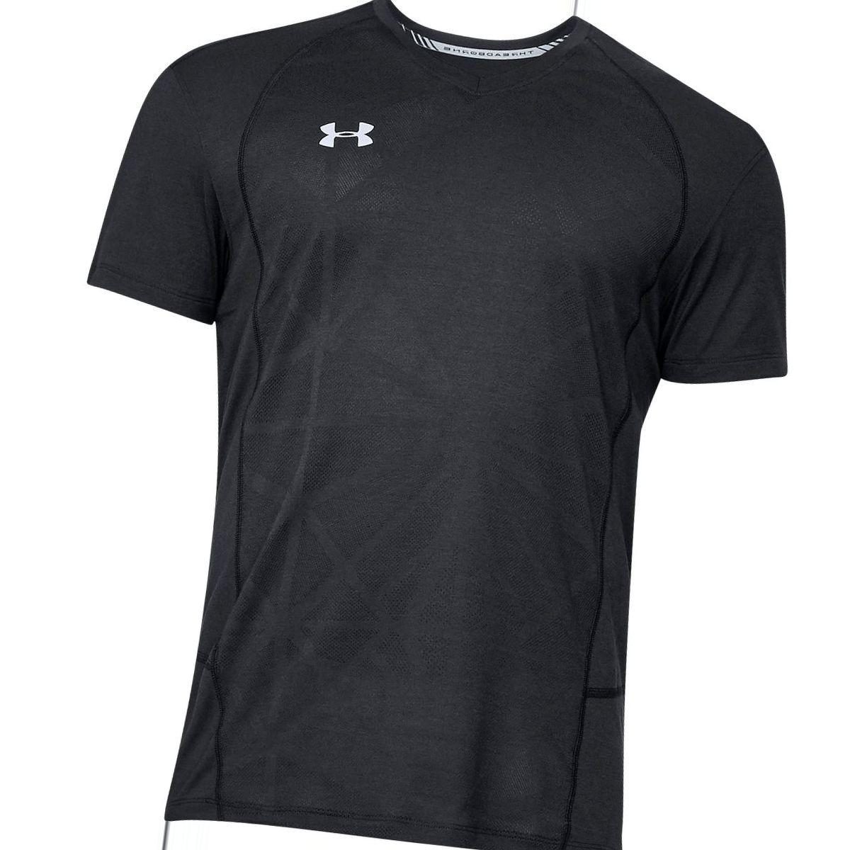 Under Armour Swyft V-Neck Shirt - Men's