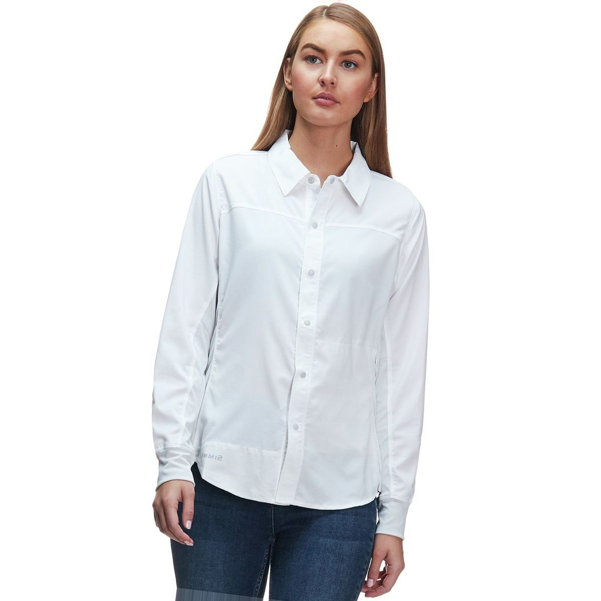 Simms BiComp Long-Sleeve Shirt - Women's
