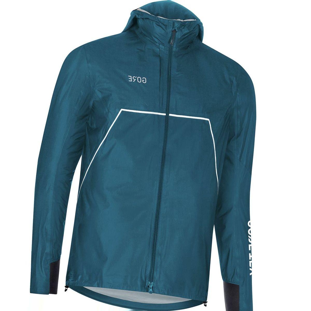 Gore Wear R7 Gore-Tex Shakedry Trail Hooded Jacket - Men's