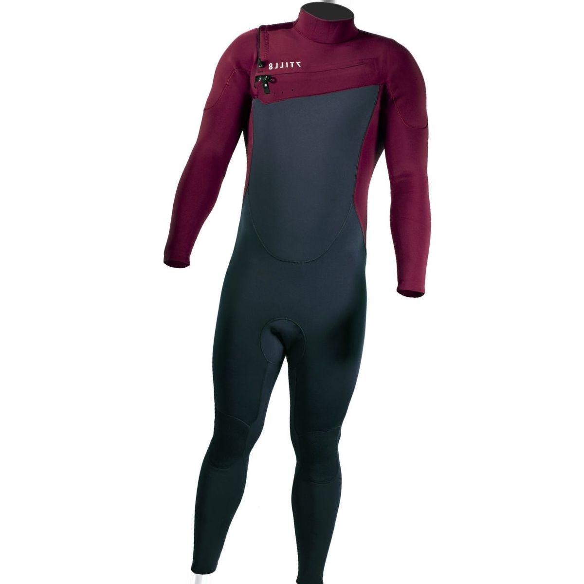 7TILL8 Surf 4/3 Slant-Zip Fullsuit - Men's
