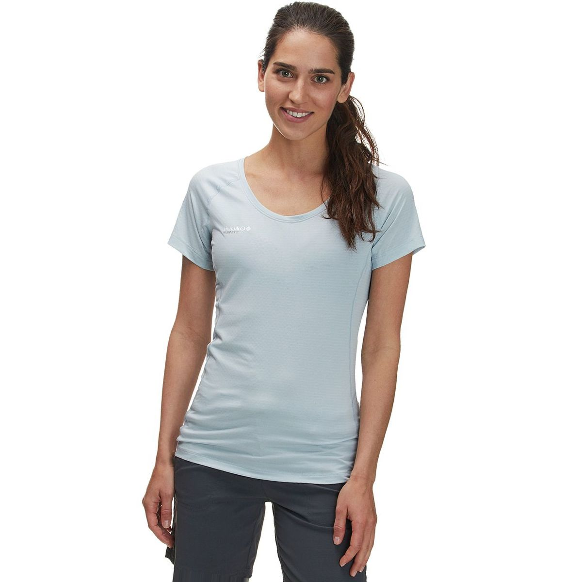 Columbia Titanium Titan Trail Lite Short-Sleeve Shirt - Women's