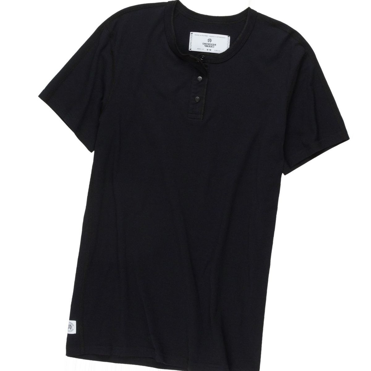 Reigning Champ Henley Shirt - Men's