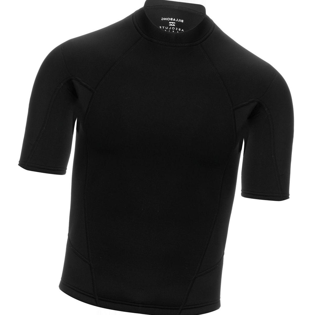 Billabong 2mm Absolute Short-Sleeve Jacket - Men's
