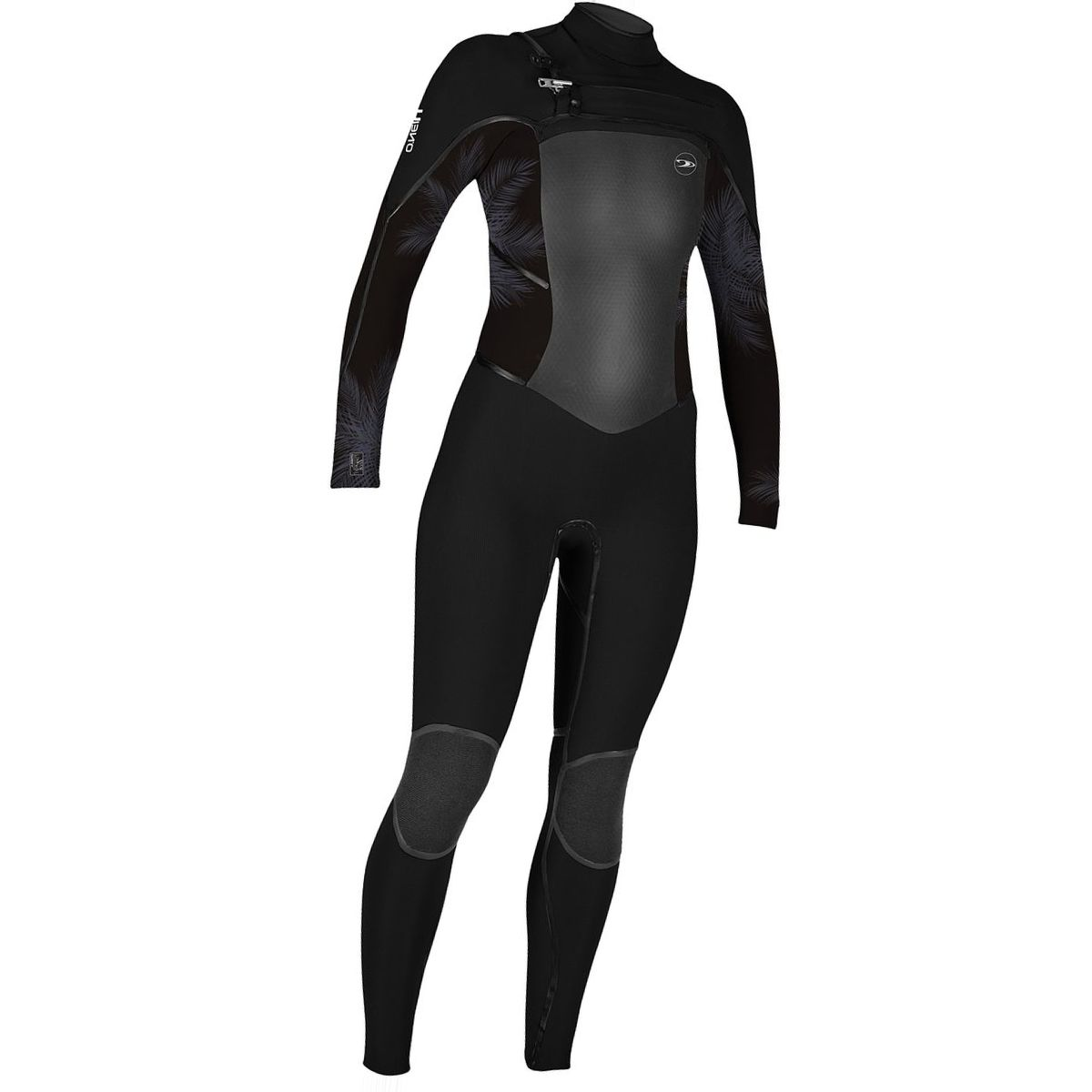 O'Neill Psychotech 4/3mm Chest Zip Full Wetsuit - Women's