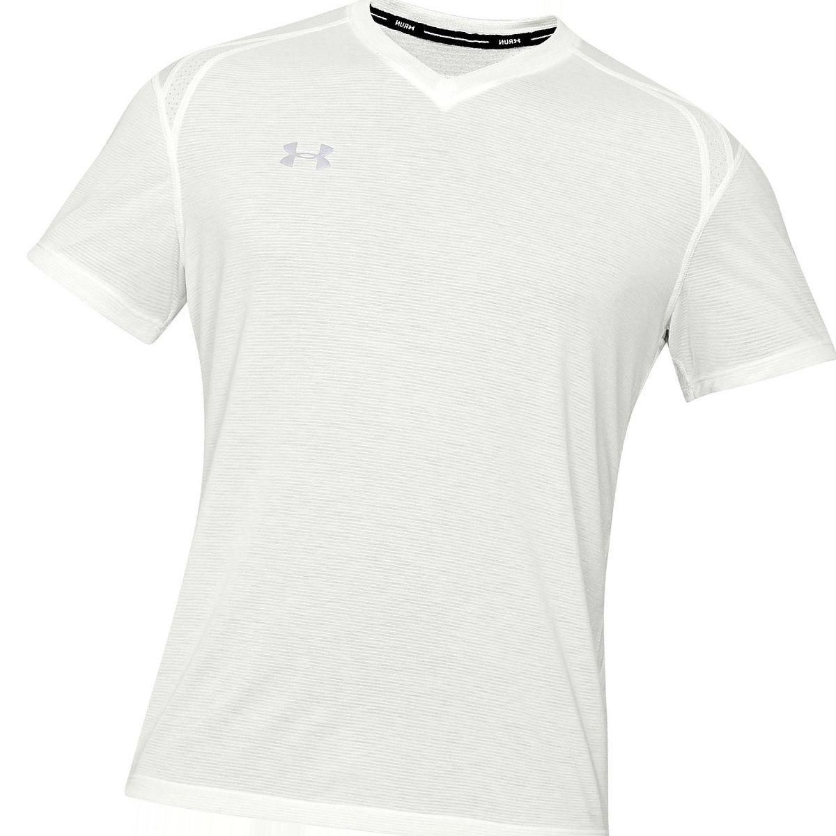 Under Armour Streaker 2.0 V-Neck Short-Sleeve Shirt - Men's