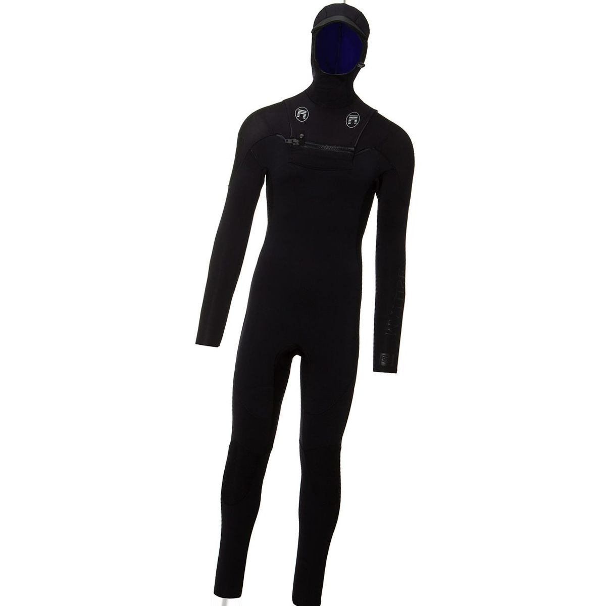 Matuse Dante 4/3mm Hooded Full Wetsuit - Men's
