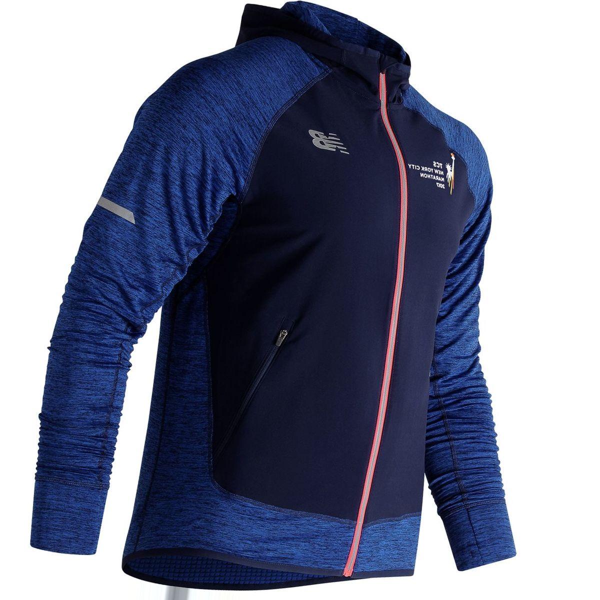 New Balance NB Heat Run Jacket - Men's