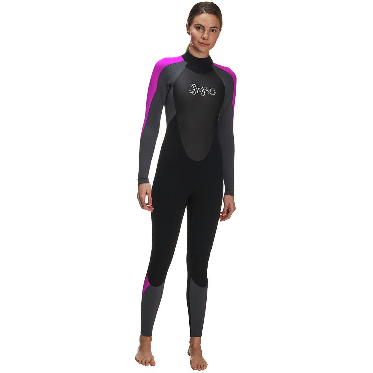 O'Neill Epic 4/3mm Back-Zip Full Suit - Women's