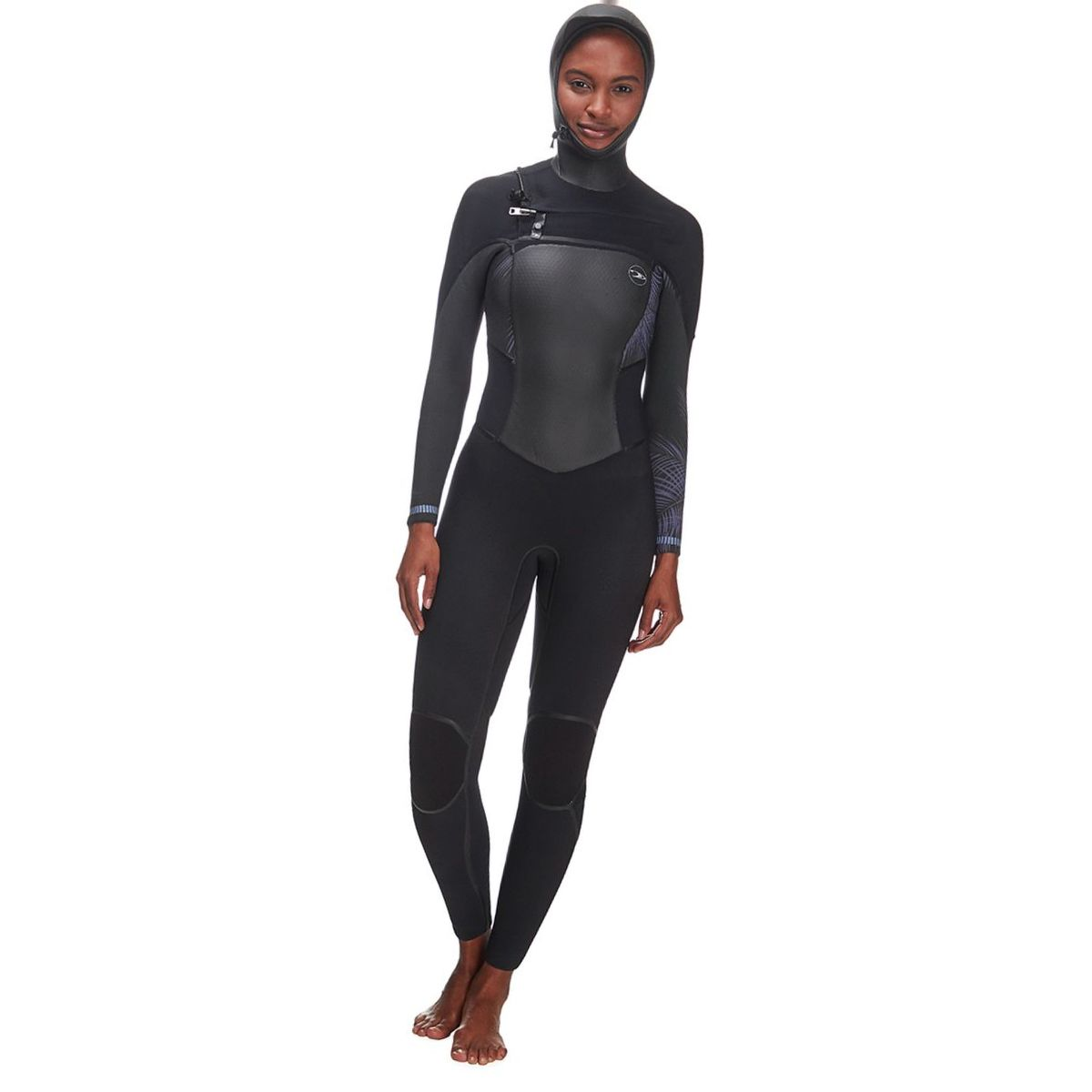 O'Neill Psychotech Fuze 5.5/4 Hooded Wetsuit - Women's
