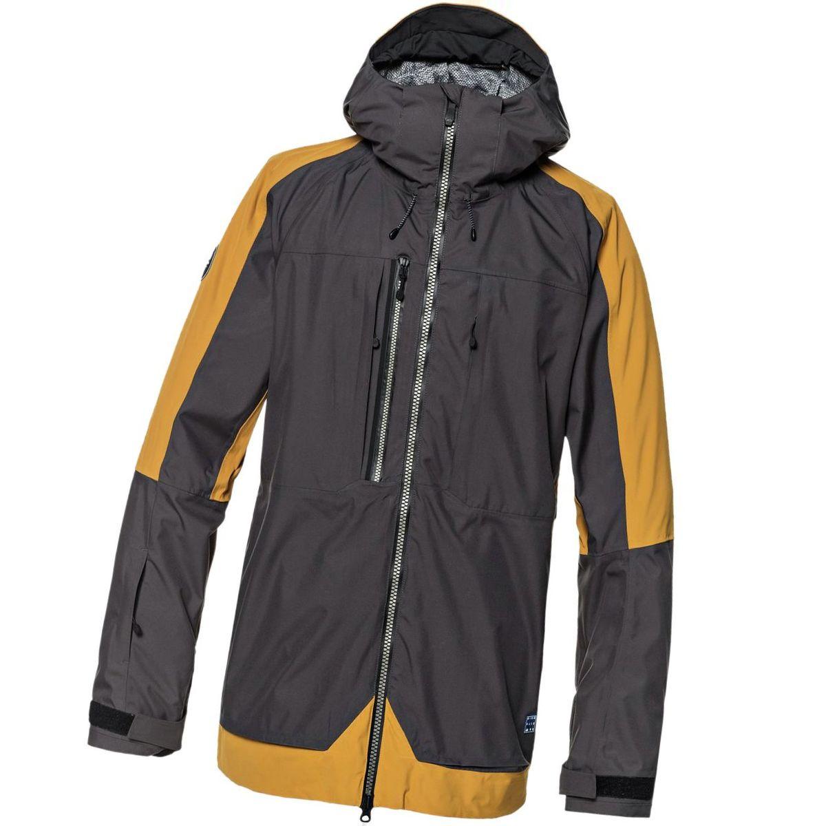 Quiksilver Travis Rice Stretch Hooded Jacket - Men's