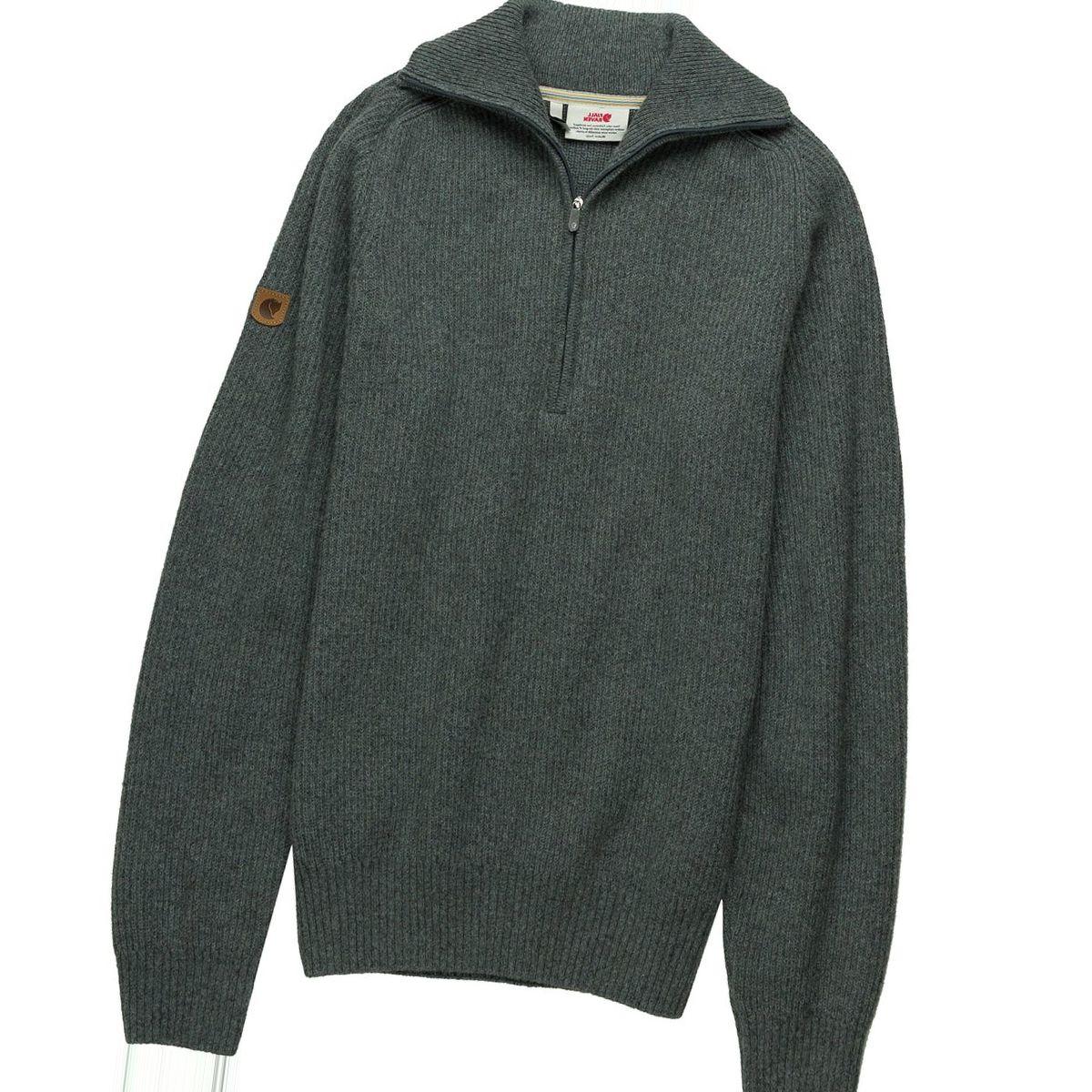 Fjallraven Greenland Re-Wool Sweater - Men's