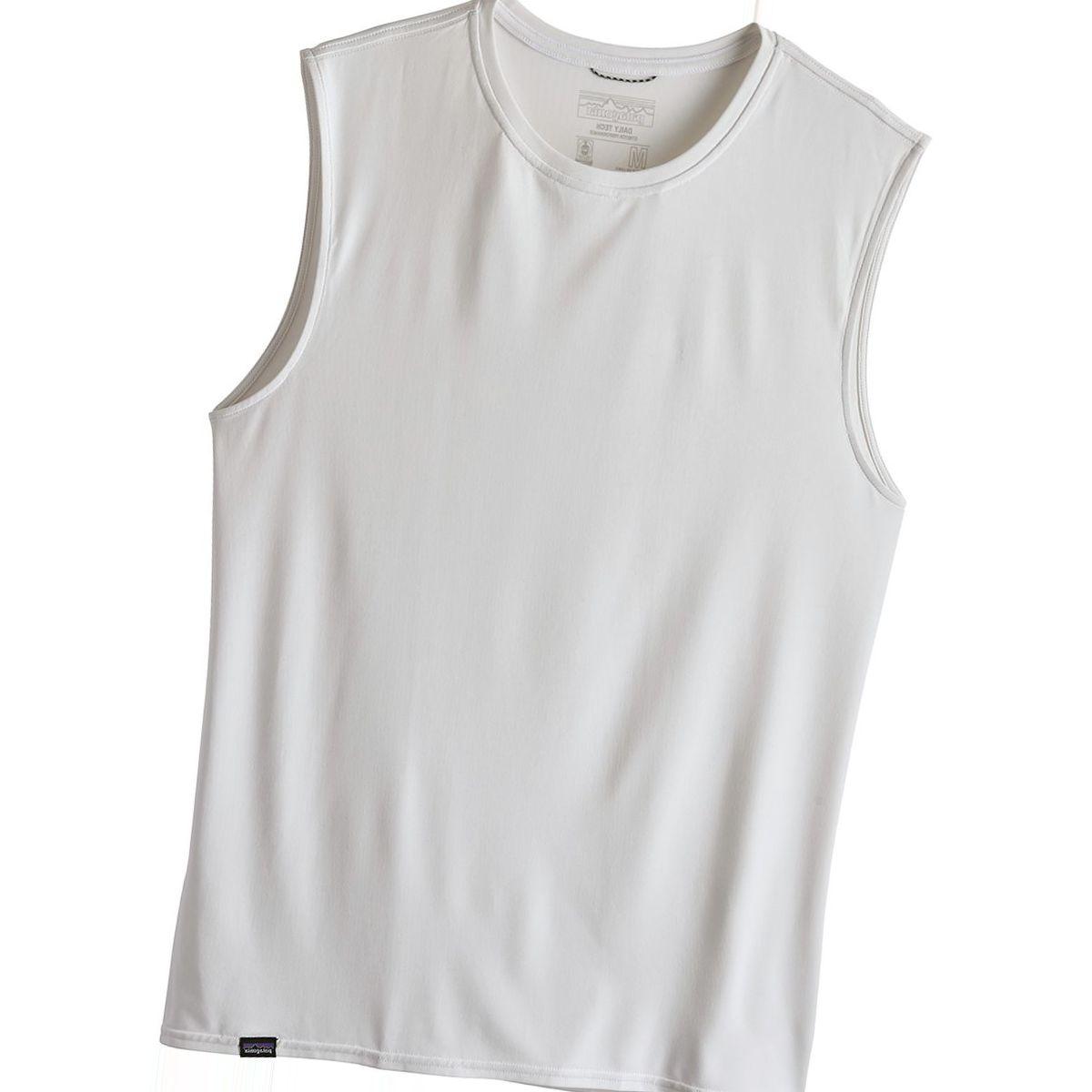 Patagonia Capilene Cool Daily Sleeveless Shirt - Men's