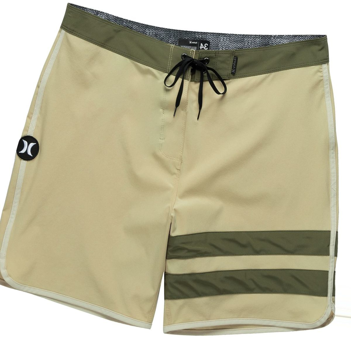 Hurley Phantom Block Party Solid Board Short - Men's