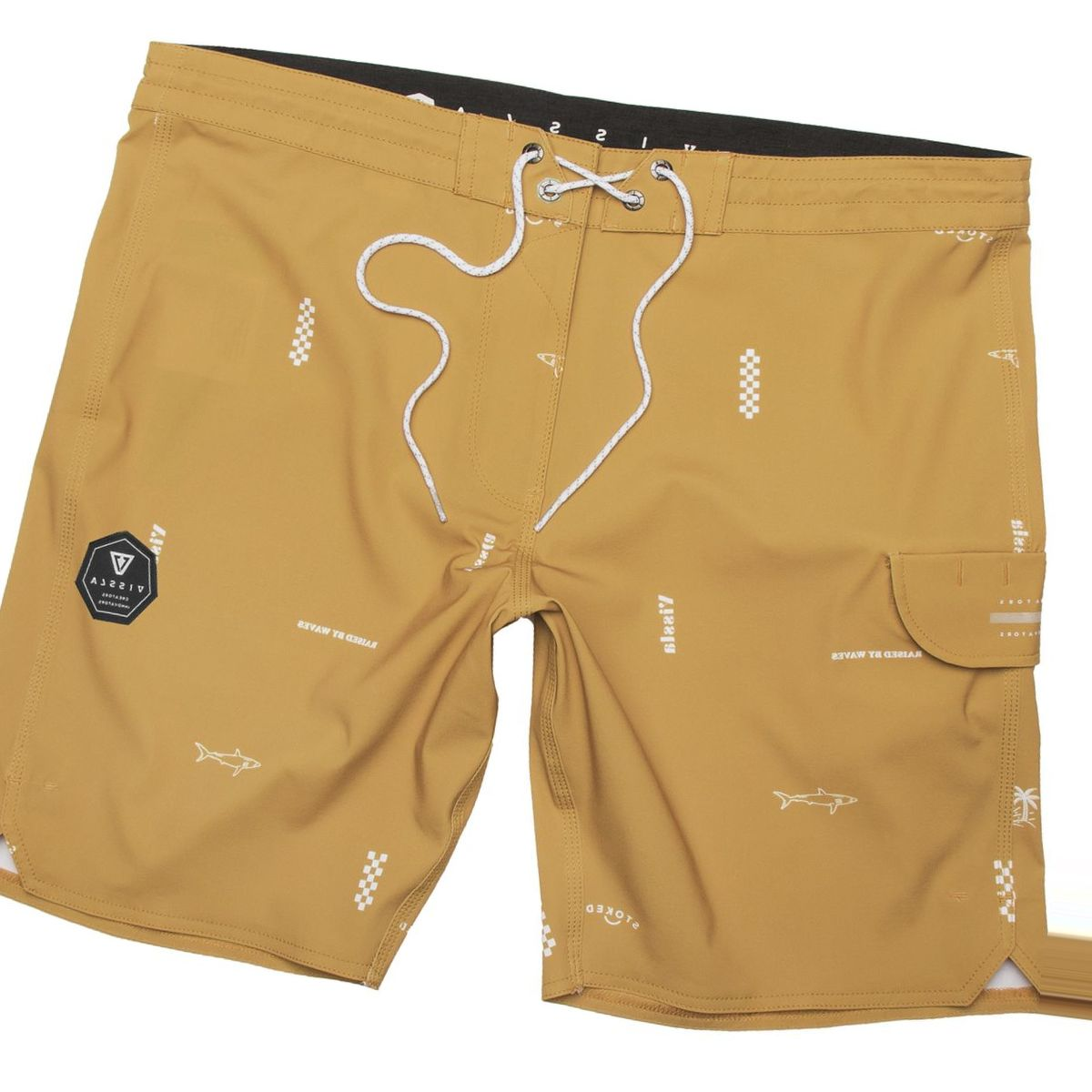 Vissla Gado Gadoo 18.5in Board Short - Men's