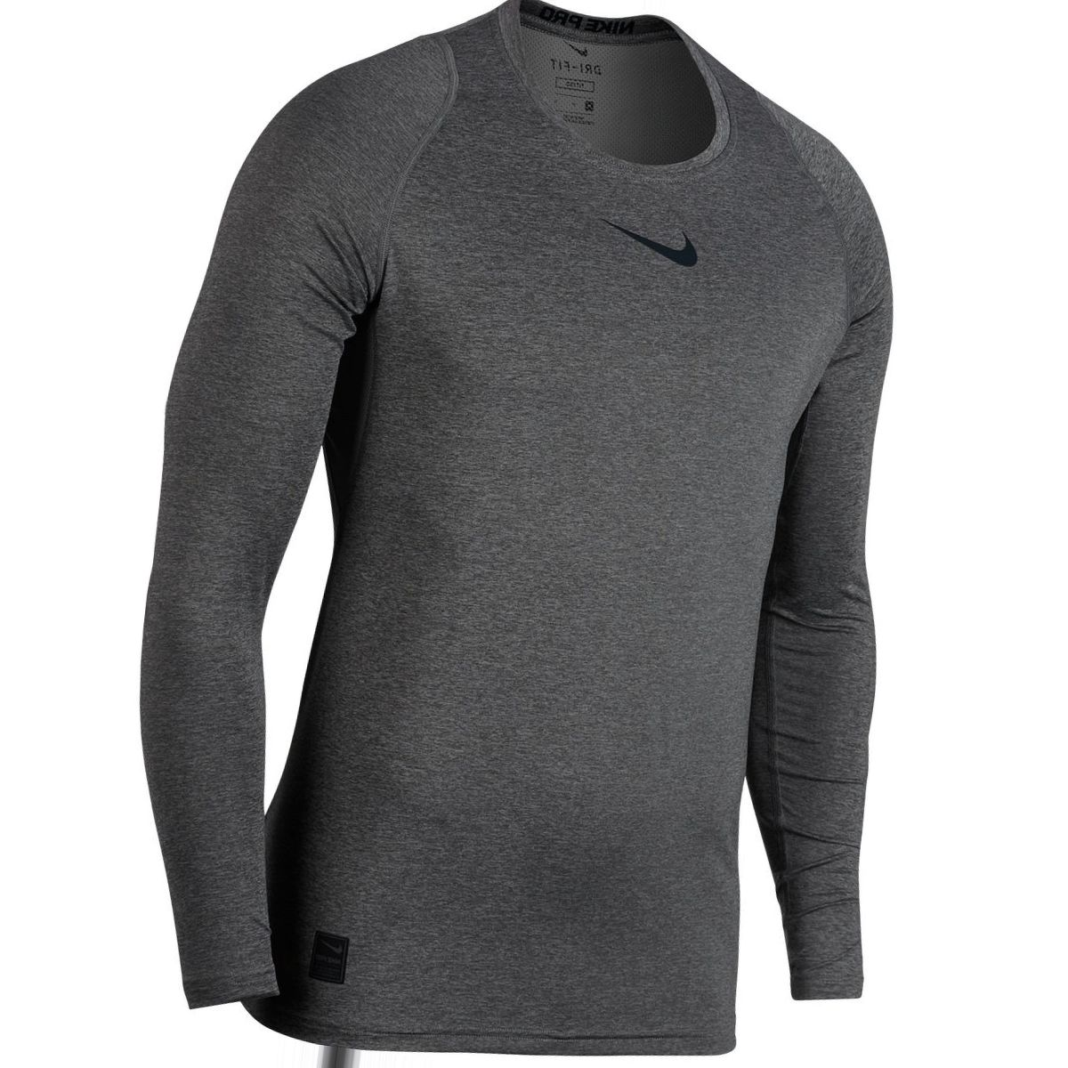 Nike Pro Fitted Long-Sleeve Top - Men's