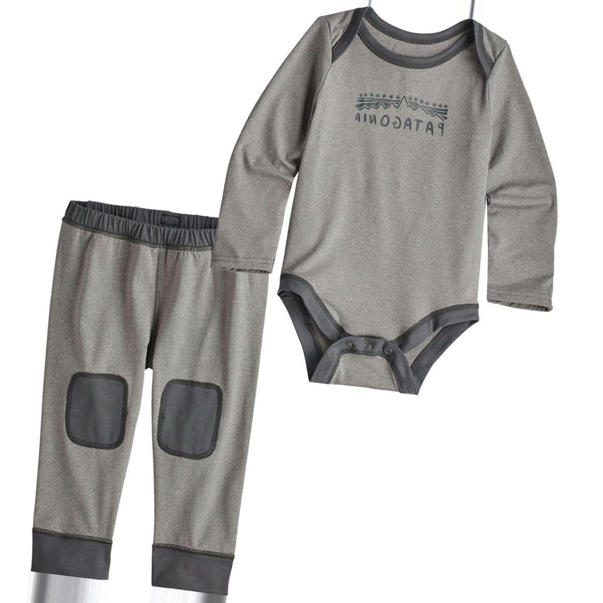 Patagonia Capilene Midweight Set - Infant Boys'