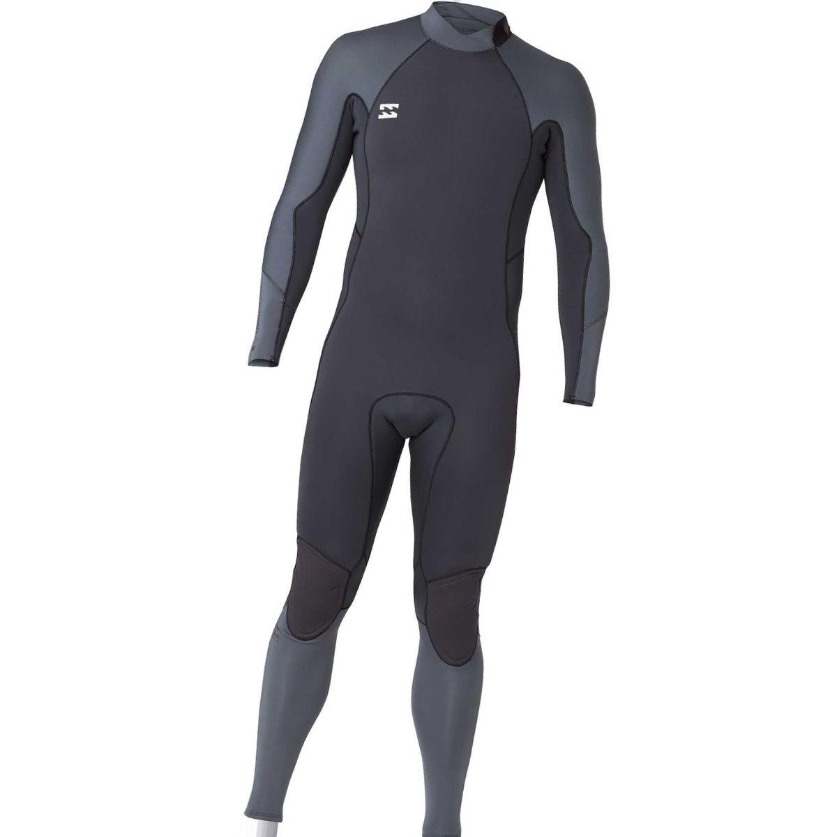 Billabong 4/3mm Furnace Absolute Back Zip Full Wetsuit - Men's