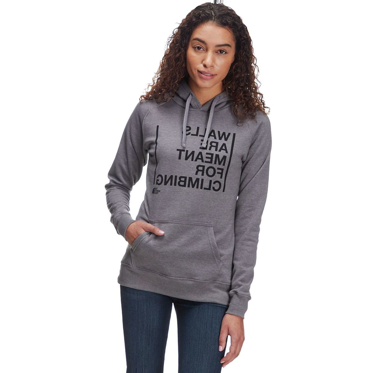 The North Face Meant To Be Climbed Pullover Hoodie - Women's