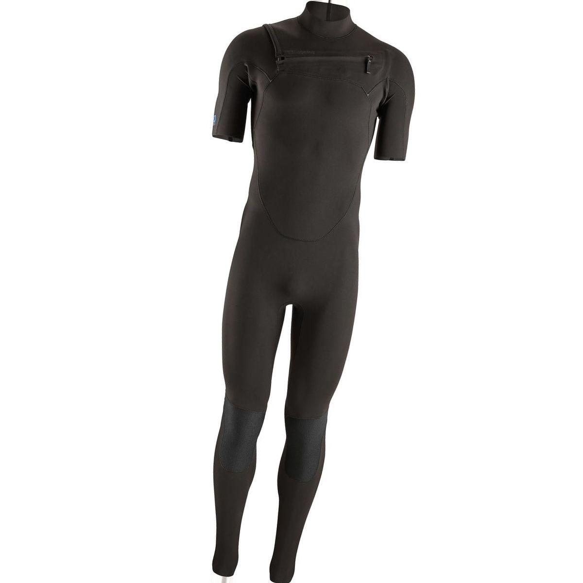 Patagonia R1 Lite Yulex Front-Zip Short-Sleeve Wetsuit - Men's