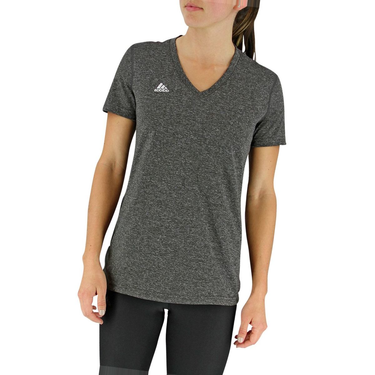 Adidas Outdoor Ultimate V-Neck T-Shirt - Women's