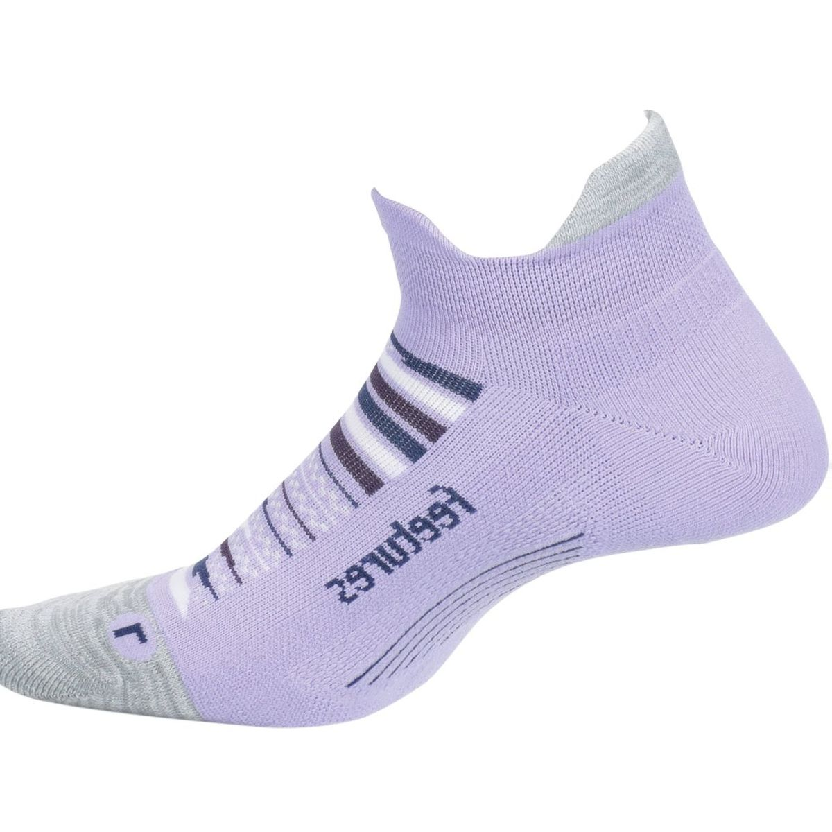 Feetures! Elite Light Cushion No Show Tab Sock - Women's