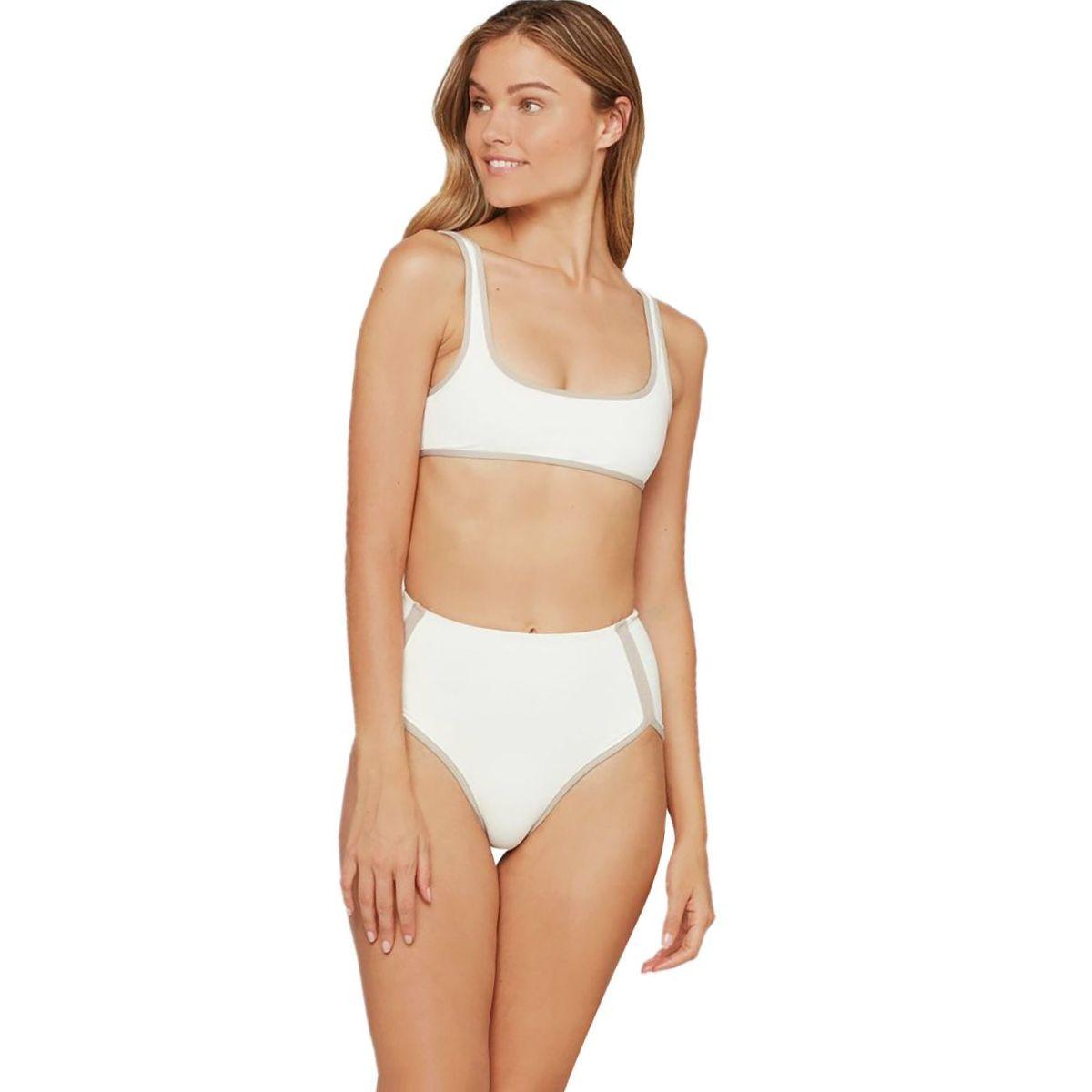 L Space Mickee Color Block Bikini Top - Women's