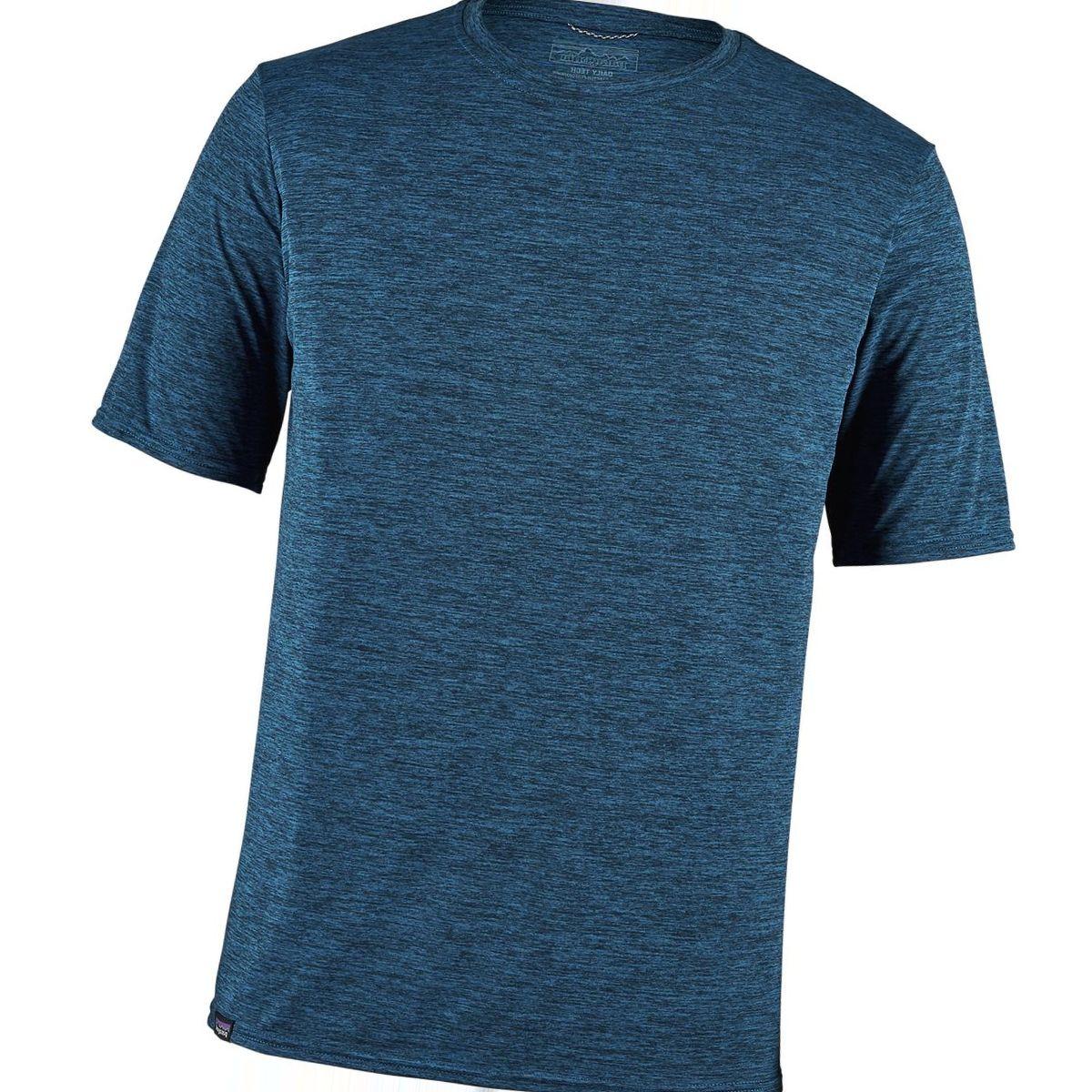 Patagonia Capilene Cool Daily Short-Sleeve Shirt - Men's