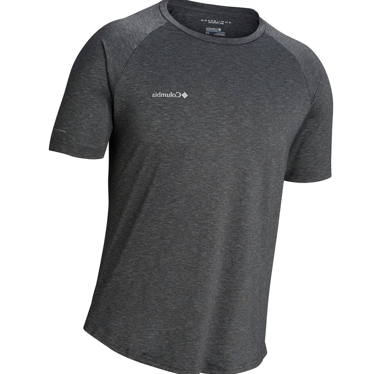Columbia Tech Trail II Short-Sleeve Crew - Men's
