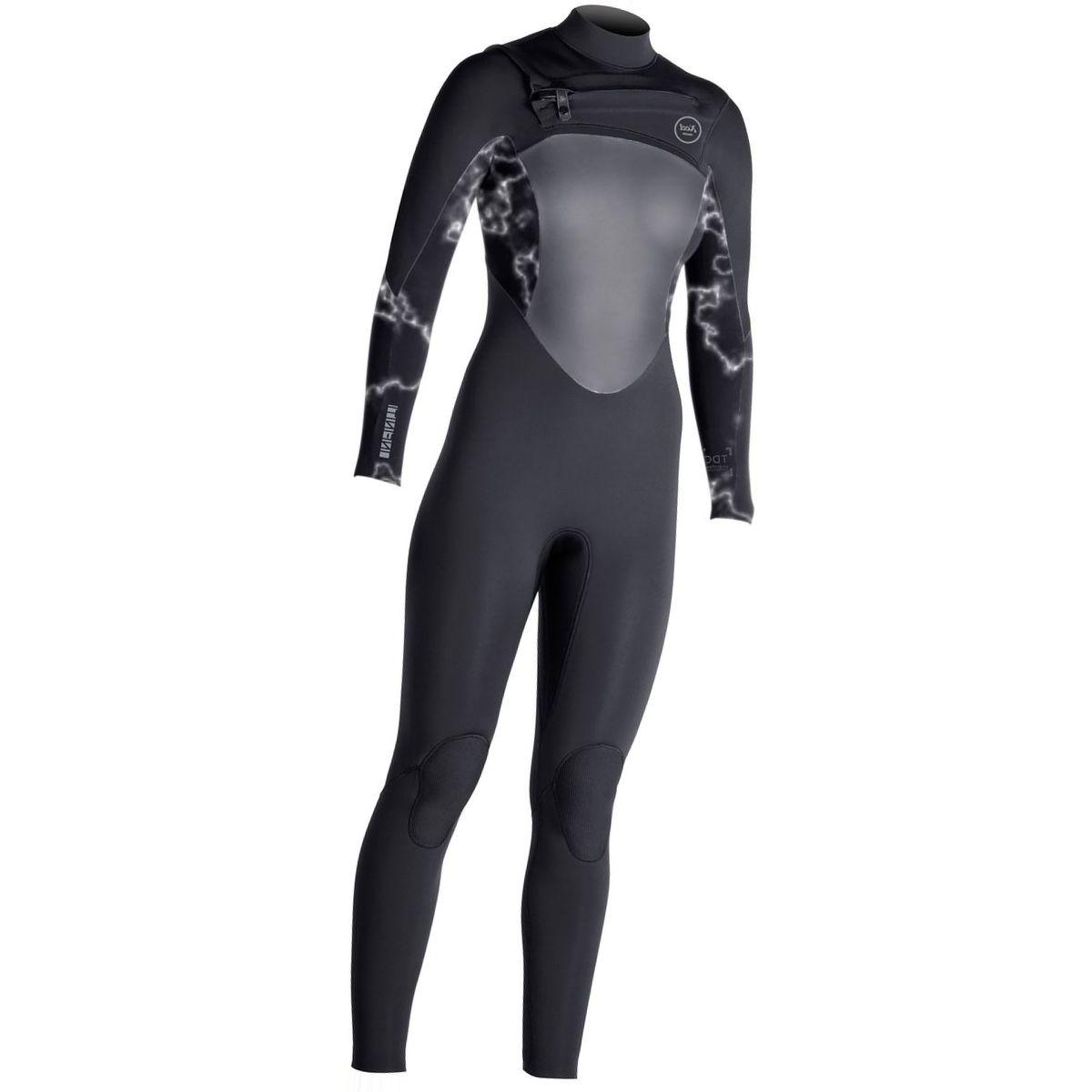 XCEL 3/2 Infiniti TDC Chest-Zip Full Wetsuit - Women's