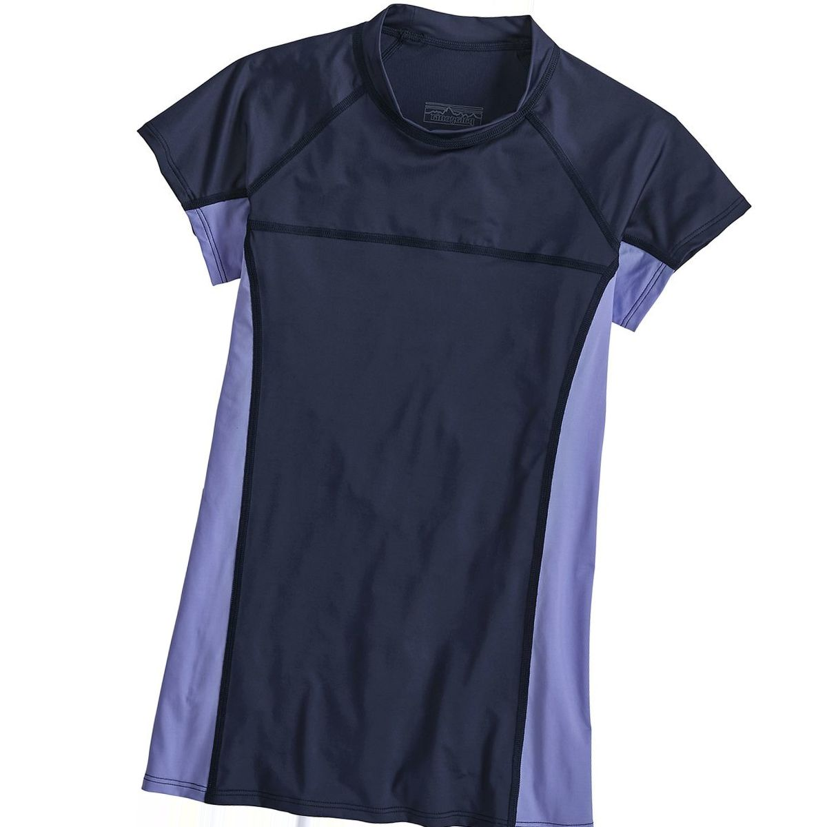 Patagonia Micro Swell Short-Sleeve Rashguard - Women's
