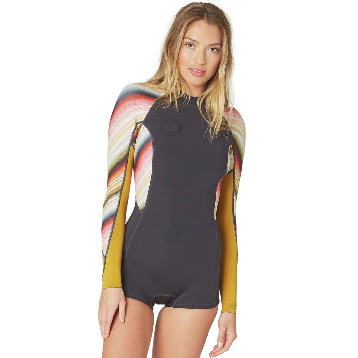Billabong Spring Fever Long-Sleeve Springsuit - Women's