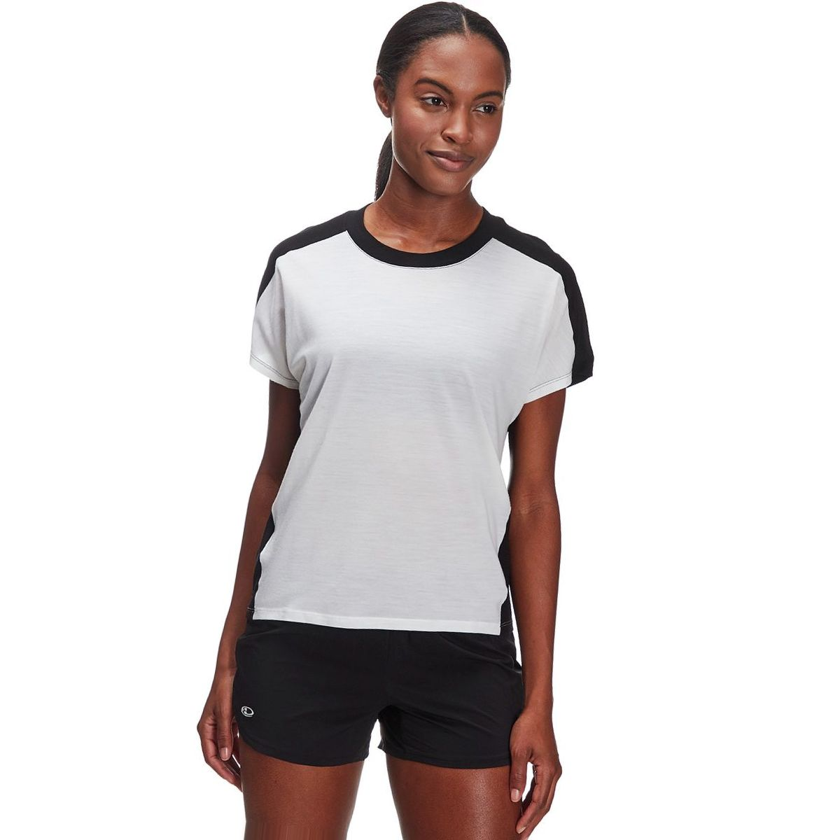 Icebreaker Kinetica Short-Sleeve Crewe Shirt - Women's