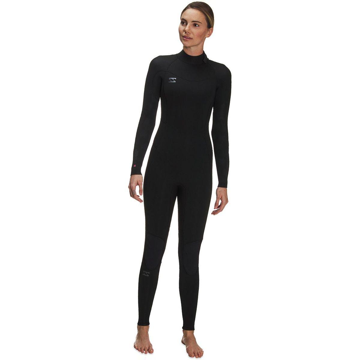 Billabong 4/3 Furnace Synergy Back-Zip Full Wetsuit - Women's