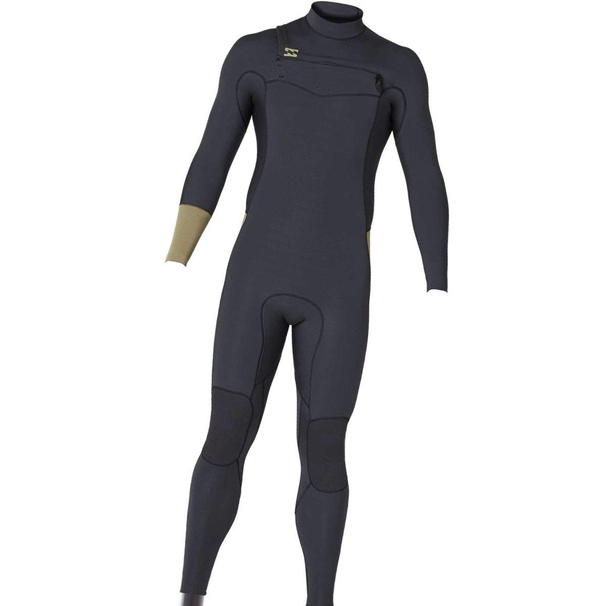 Billabong 3/2 Furnace Revolution Chest Zip Full Wetsuit - Men's