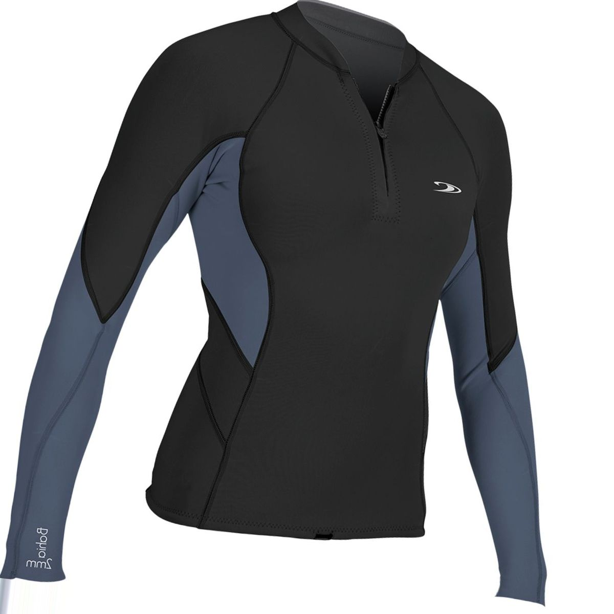 O'Neill Bahia Front-Zip 1mm Jacket - Women's