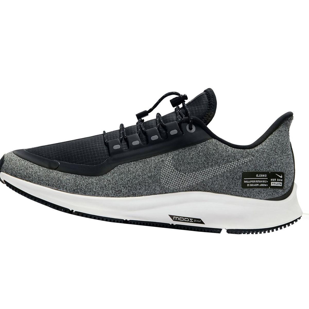 Nike Air Zoom Pegasus 35 Shield Running Shoe - Women's