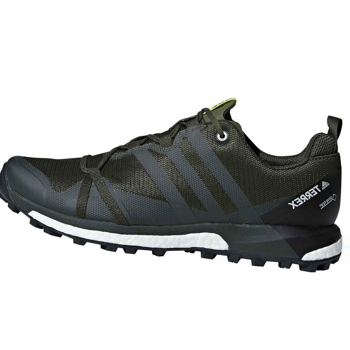 Adidas Outdoor Terrex Agravic GTX Shoe - Men's