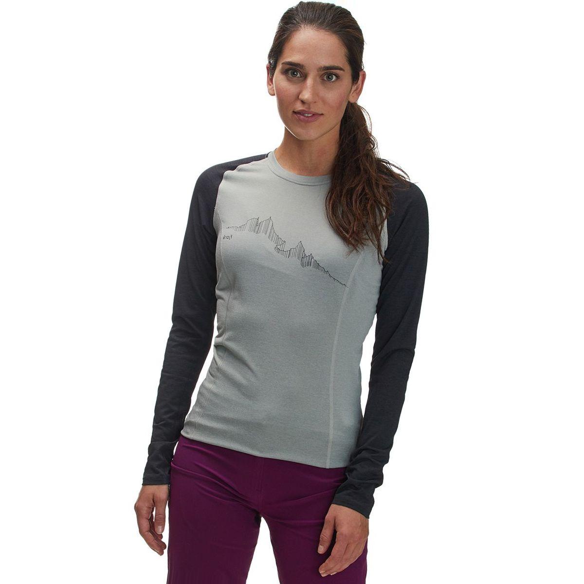 Norrona Fjora Equaliser Lightweight Long-Sleeve Jersey - Women's