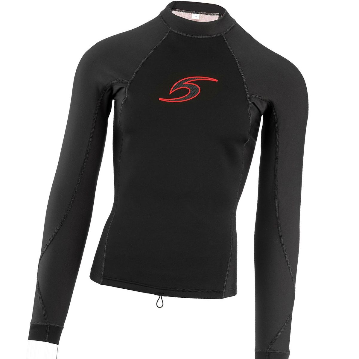 Rip Curl Flashbomb Hybrid Long-Sleeve Wetsuit Jacket - Men's
