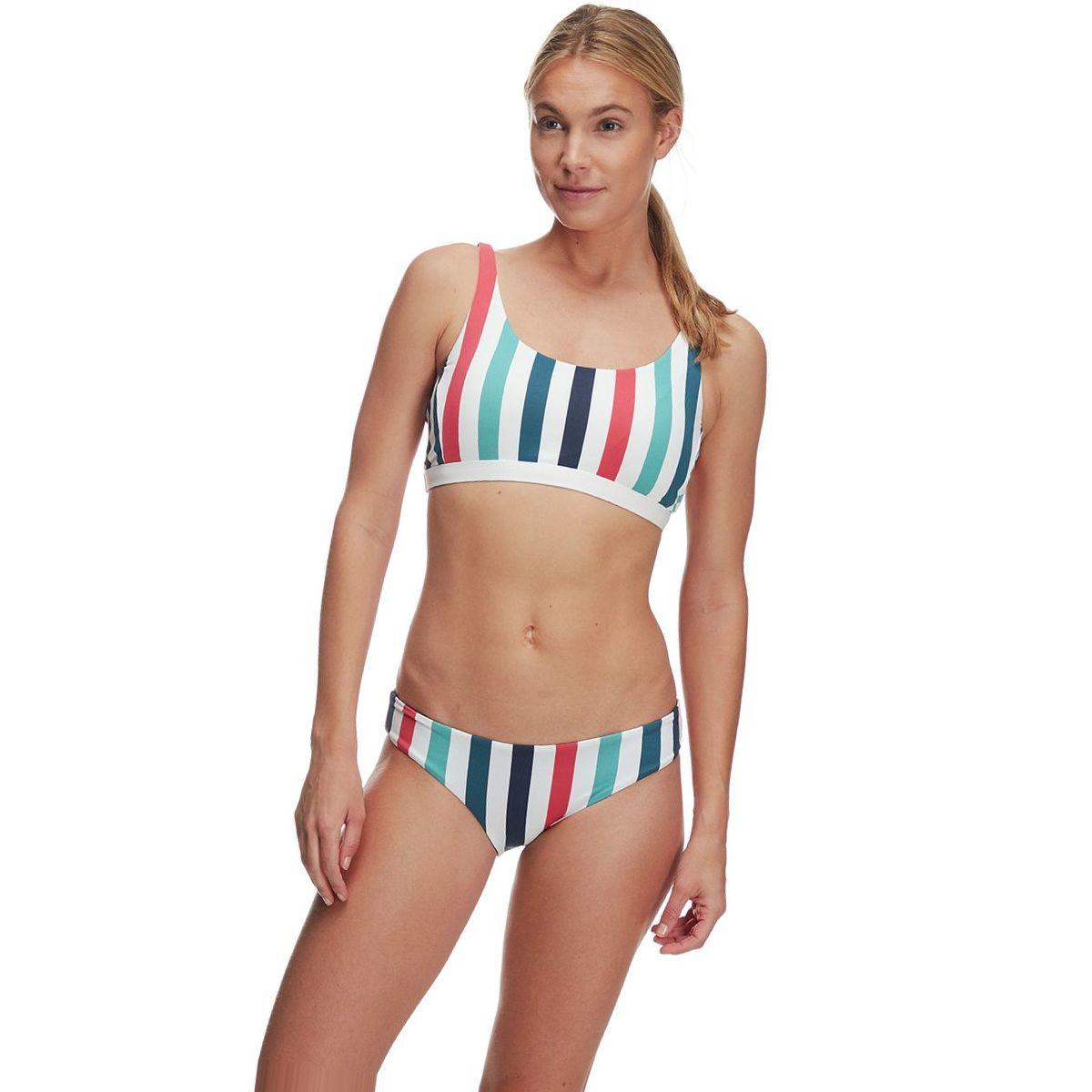 Carve Designs La Jolla Reversible Bikini Bottom - Women's