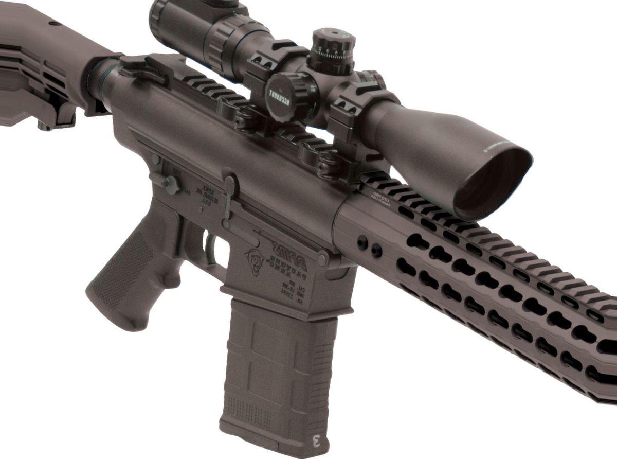 UTG Tactical T8 Riflescopes
