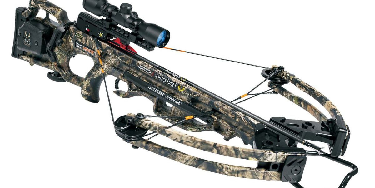 TenPoint Titan CLS Crossbow Package with ACUdraw™