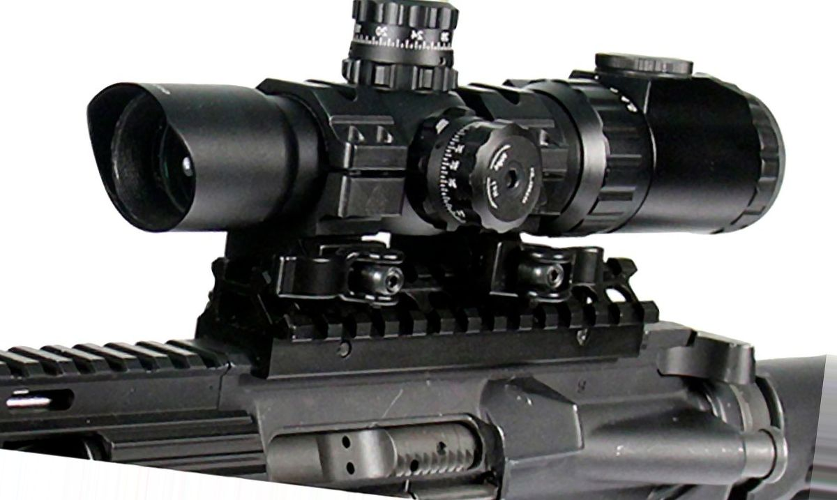 UTG Tactical 30mm Riflescopes
