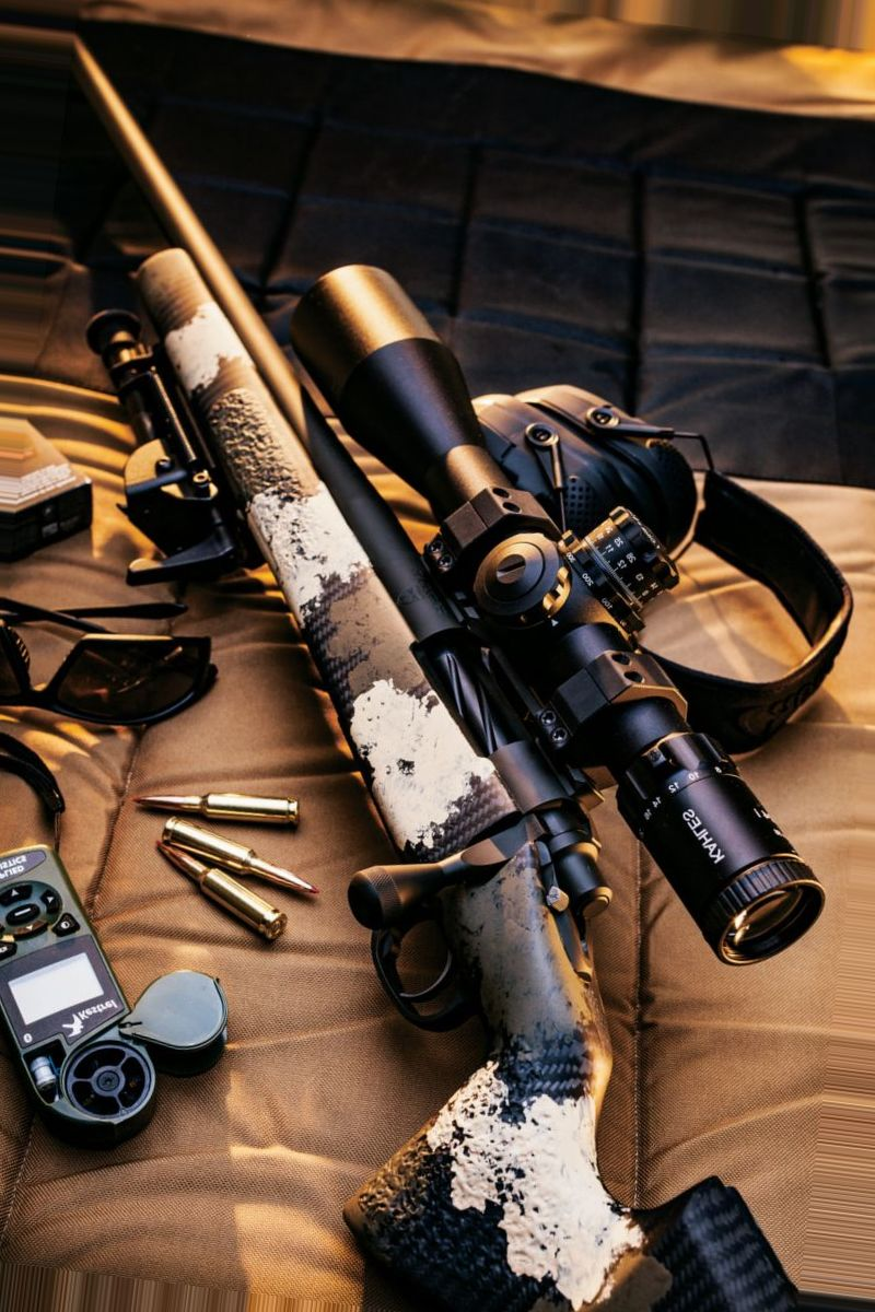Kahles K Series Riflescopes