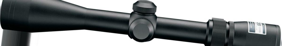 Nikon 3-9x40 BDC Riflescope