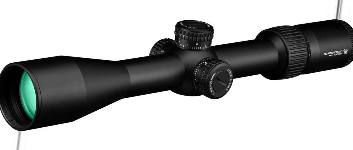 Vortex® Diamondback™ Tactical FFP Riflescope