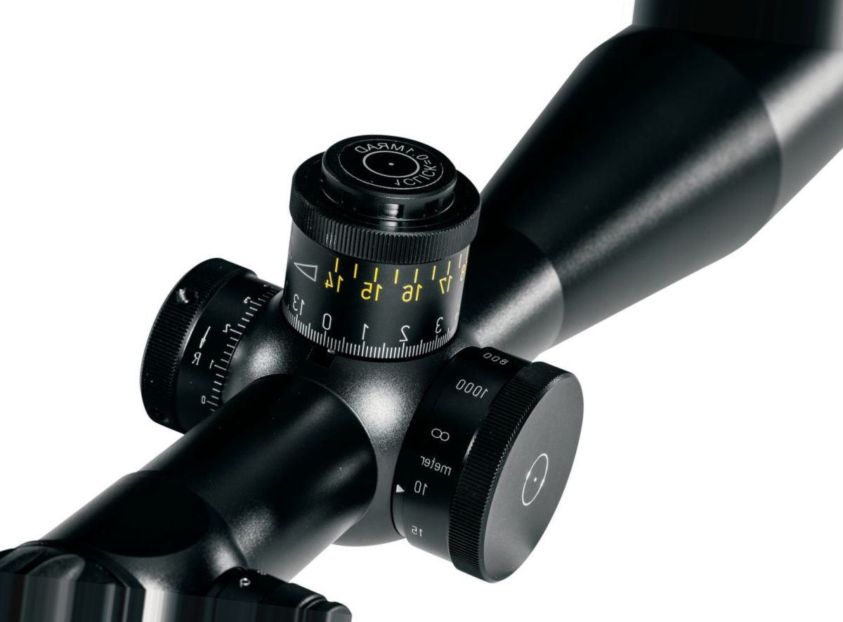Schmidt & Bender 5-25x56 PM II Riflescope