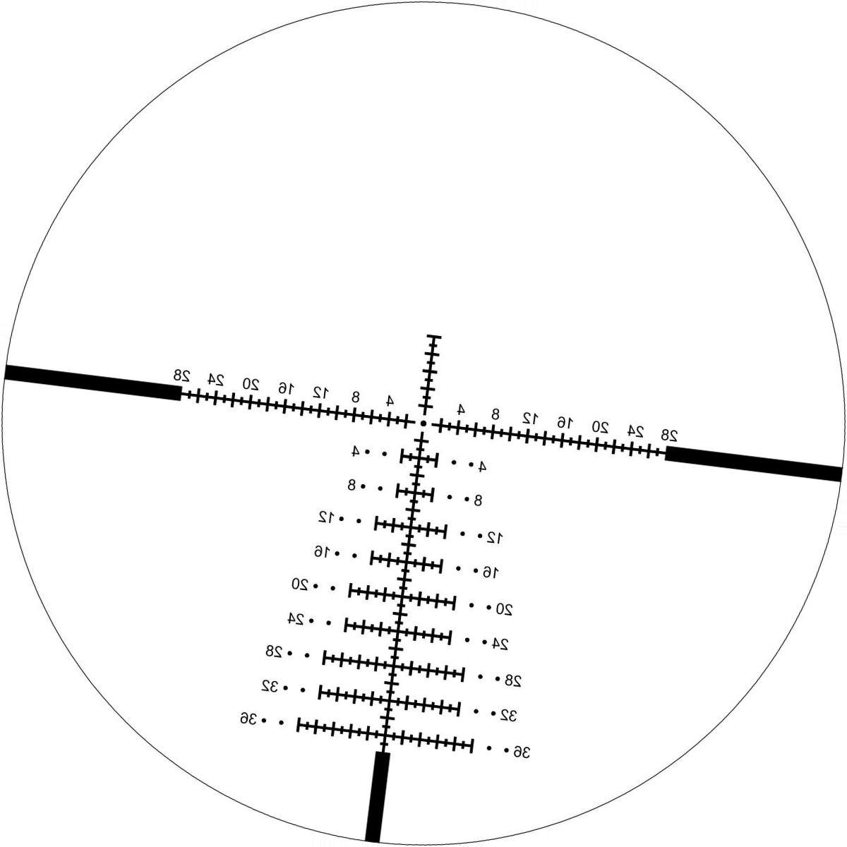 Cabela's Covenant Tactical FFP Riflescopes