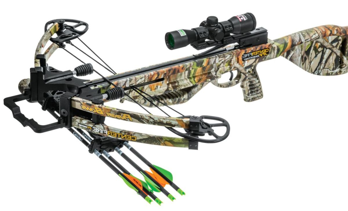 Parker Centerfire XXT Crossbow Package