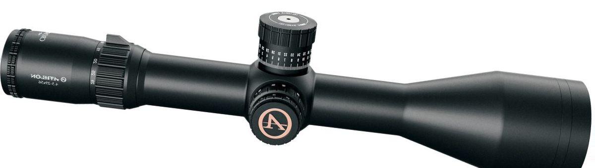 Athlon Cronus BTR FFP Riflescope